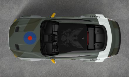 SPECIAL EDITION FORD MUSTANG GT TO MAKE WORLD DEBUT AT GOODWOOD FESTIVAL OF SPEED 2018