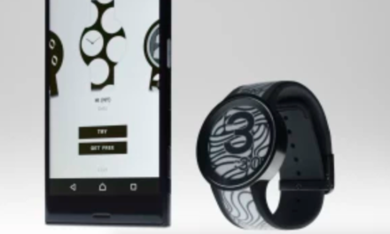 Sony Announces First Fashion Watch