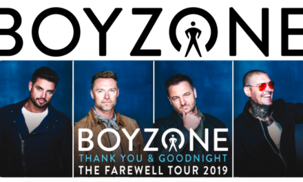 Boyzone Extend the Thank You and Goodnight Farewell Tour