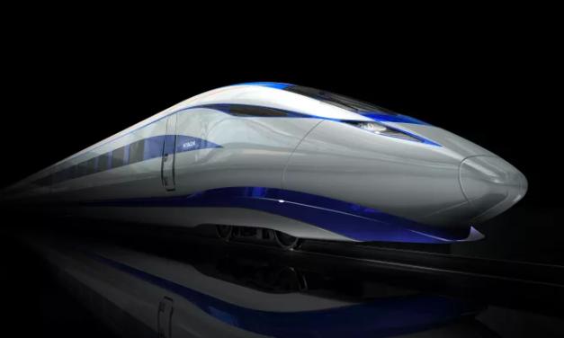 Hitachi Rail and Bombardier Transportation open new HS2 development centre in Birmingham