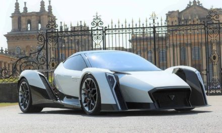 DENDROBIUM WOWS THE CROWDS ON ITS BLENHEIM PALACE PUBLIC DEBUT AT THE 2018 SALON PRIVÉ