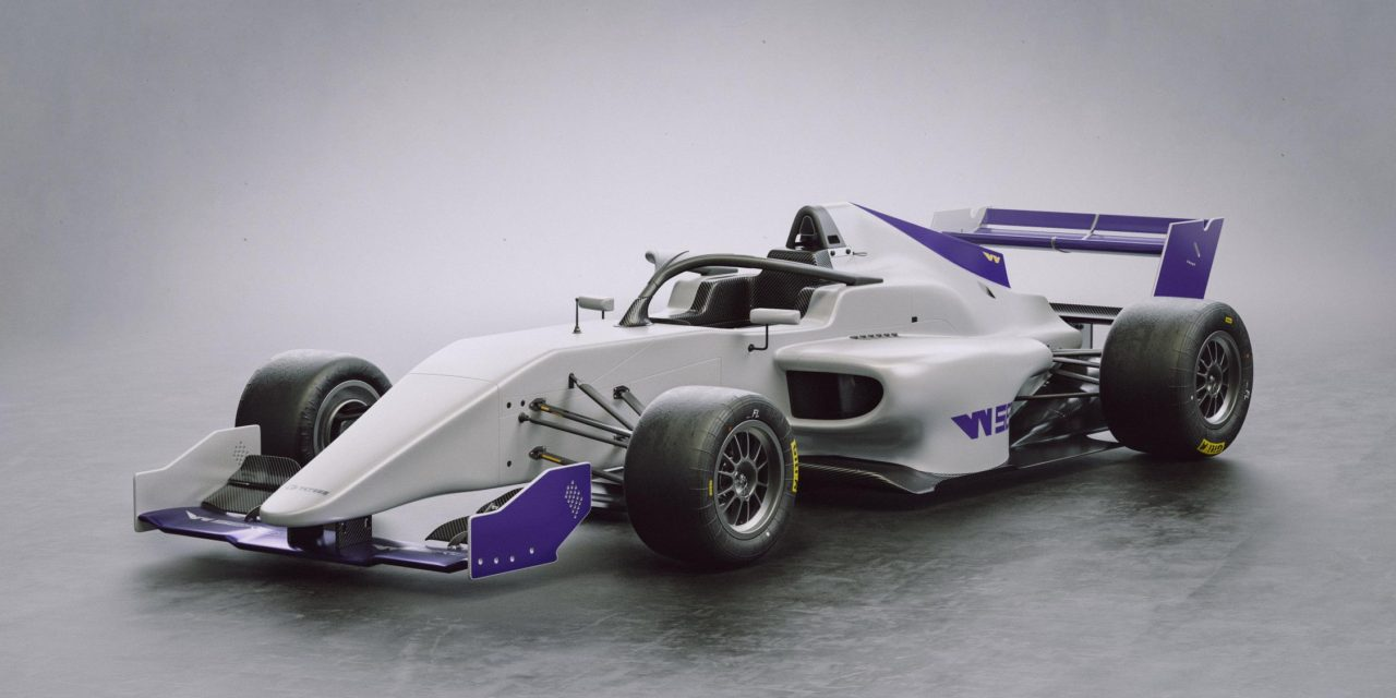 W SERIES ANNOUNCES ALL-NEW GROUND-BREAKING FREE-TO-ENTER SINGLE-SEATER MOTOR RACING SERIES FOR WOMEN DRIVERS ONLY