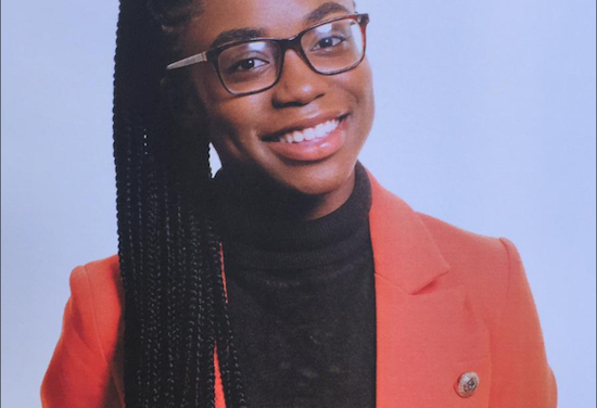 17-year-old would-be mayor has passion for improving her south London community