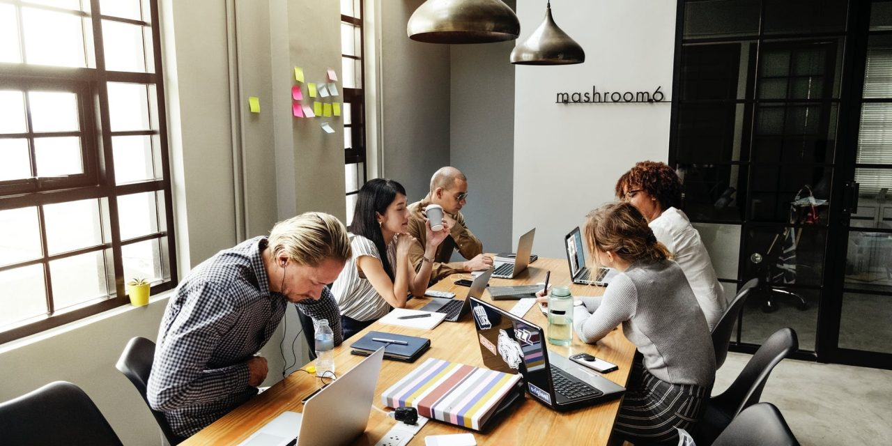 Study finds Britain is home to some of the best work environments in Europe