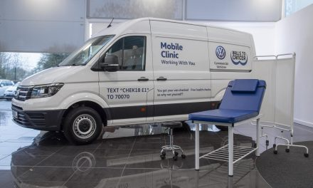 VOLKSWAGEN COMMERCIAL VEHICLES URGES VAN DRIVERS TO CHECK THEIR BALLS