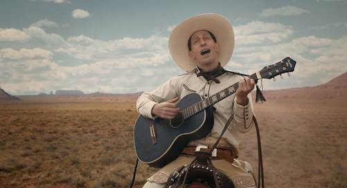 Netflix Original Film From The Coen Brothers THE BALLAD OF BUSTER SCRUGGS