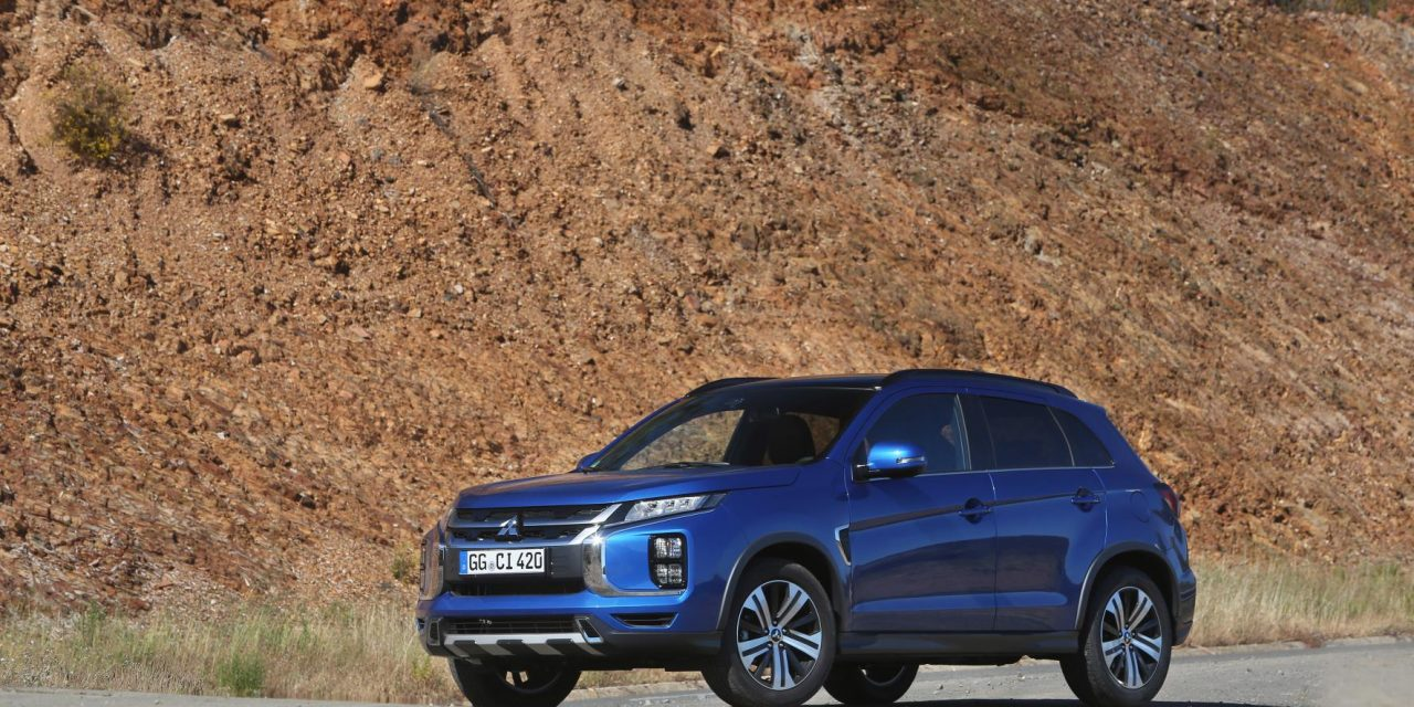 Introducing The 2020 Mitsubishi Asx South East Connected